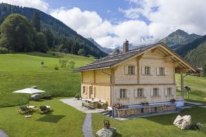 Exklusives Berghaus Gauertal Montafon